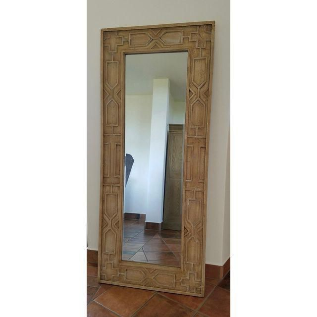 Image of Pottery Barn Floor Length Mirror