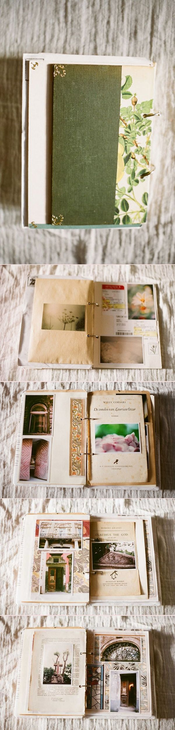 Diy Photo Album - created via http://pinthemall.net