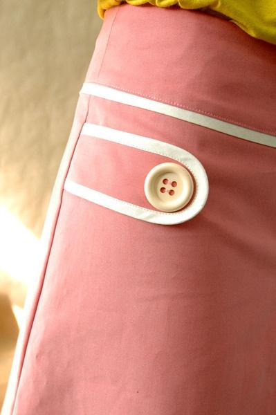 60's skirt foto - idee