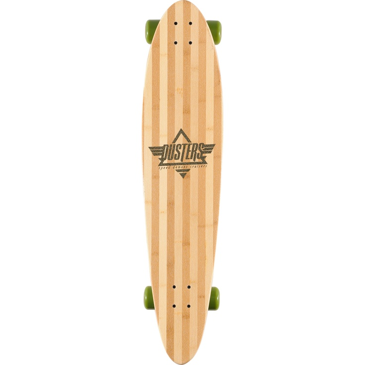 dusters primo bamboo complete cruiser longboard at zumiez. Black Bedroom Furniture Sets. Home Design Ideas