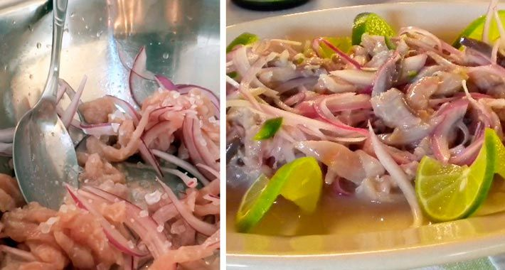 Receta: Tiritas de Pescado estilo Acapulco | Frases Acapulqueñas