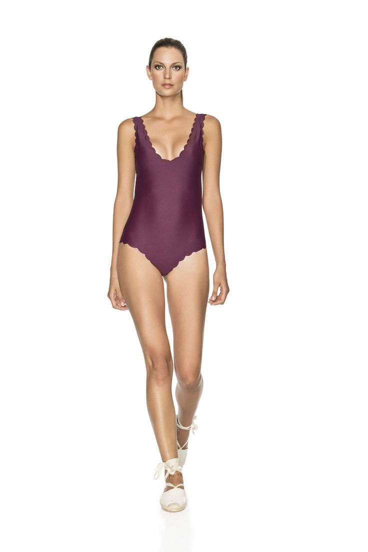 Agua Bendita - B. Marea V.B. Vi: Women's once piece swimsuit with moderate coverage
