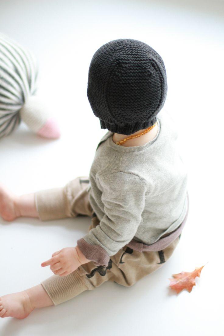 les tricots de Granny: Le béguin cagoule