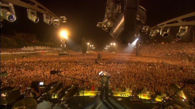 Coldplay estaría cerca de tocar en el Circo Máximo de Roma, Italia
