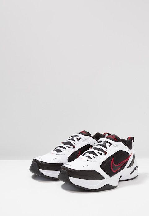 AIR MONARCH IV - Sneaker low - white
