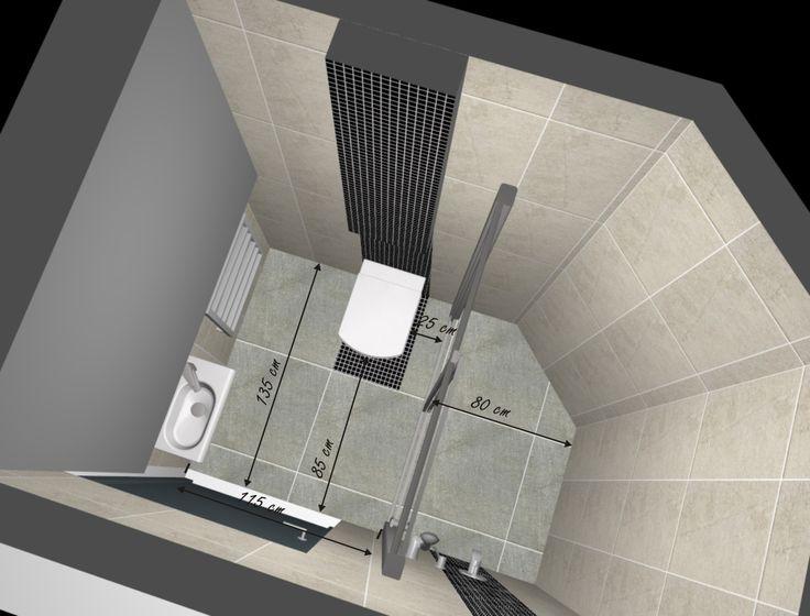 mozaika w małej łazience - Szukaj w Google