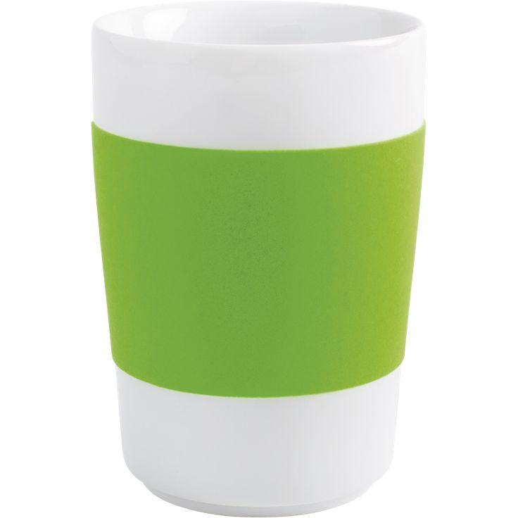 Five Senses Maxi-Becher 0,35 l touch! apfelgrün, für Kaffee