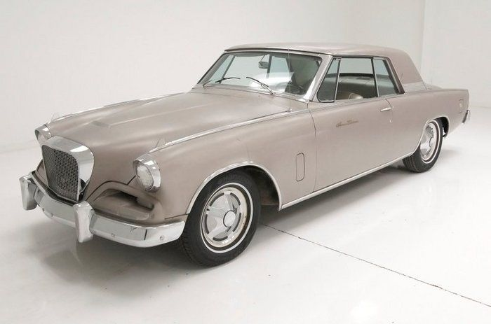 Classic 1962 Studebaker Gt Hawk For Sale 2196547 19 700 Morgantown Pennsylvania 1962 Studebaker Gt Hawk Despite Studebaker Cars For Sale Performance Cars