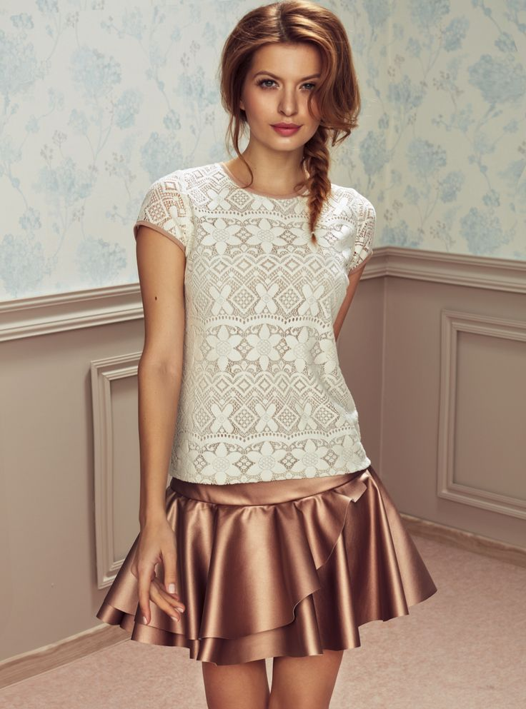 Cremona Blouse / Balma Skirt