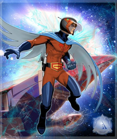 17 Best images about Battle of the Planets / G-Force ...