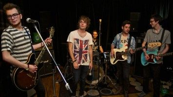 """This five-piece band of guys from Newmarket, Ontario have just finished their debut EP titled """"Yes!"""" and it caught our attention the first time we heard it. We were able to catch up with them at the ..."""