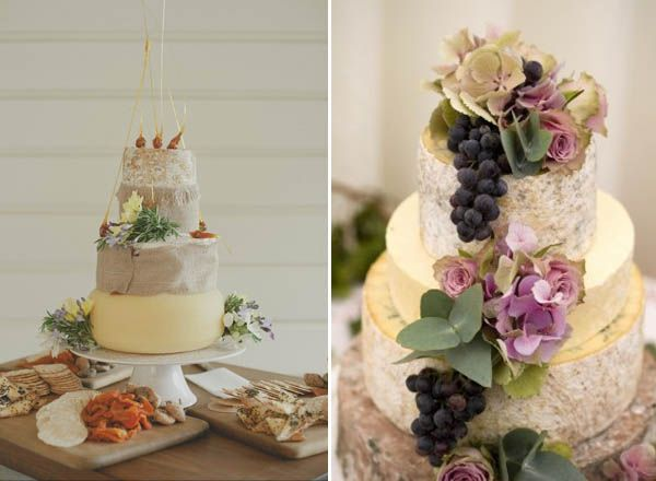 15 alternative alla torta nuziale