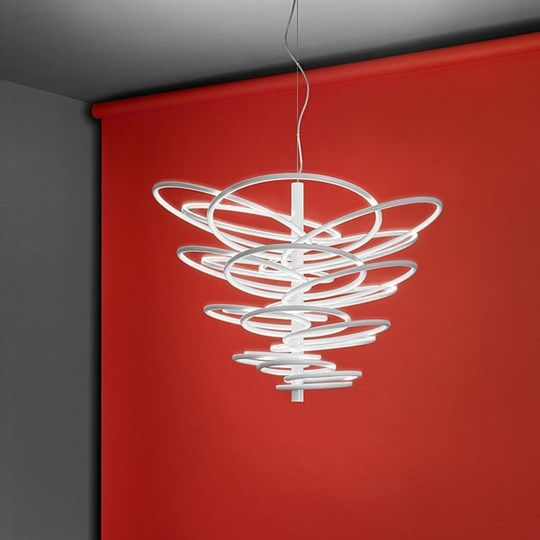2620: Discover the Flos suspended lamp model 2620