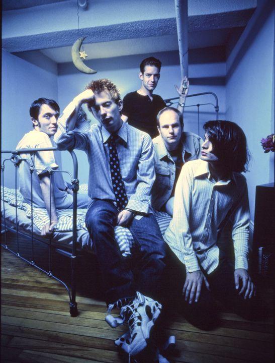 Lyrics to the song creep by radiohead