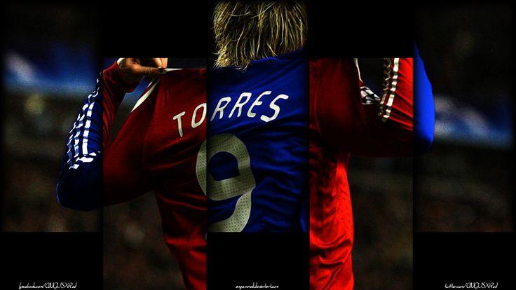 FT8 Liverpool 2007–2011 , Chelsea 2011–2015  #Fernando #Torres #Chelsea #Liverpool