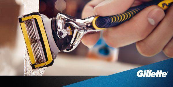 Recevez un rasoir Gillette ProShield GRATUIT