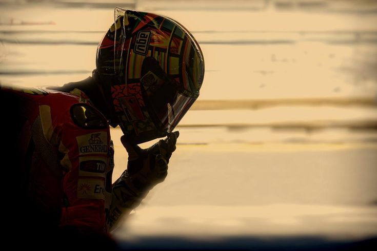 Life is racing, everything else is just waiting. - valentino-rossi Photo
