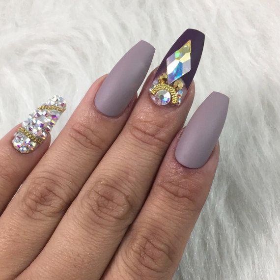 9 best Press on nails images on Pinterest | Press on nails, Tip ...