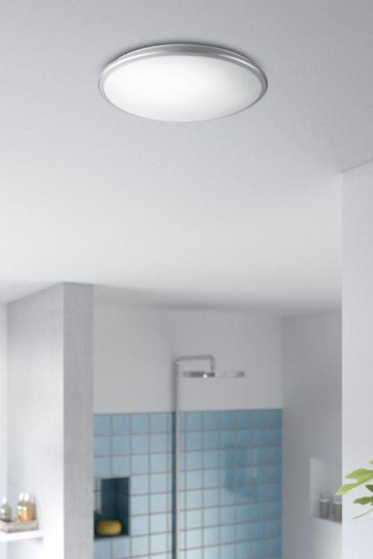 Philips Mybathroom Guppy Unauffallig Fugt Sich Die Moderne Led