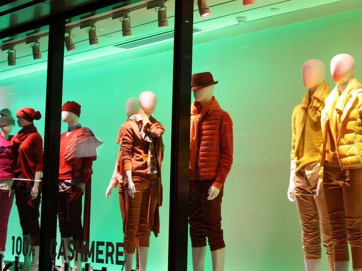 Melbournes First UNIQLO Store Designed By One Of Australias Top Interior Design Companies RED Desgin Group