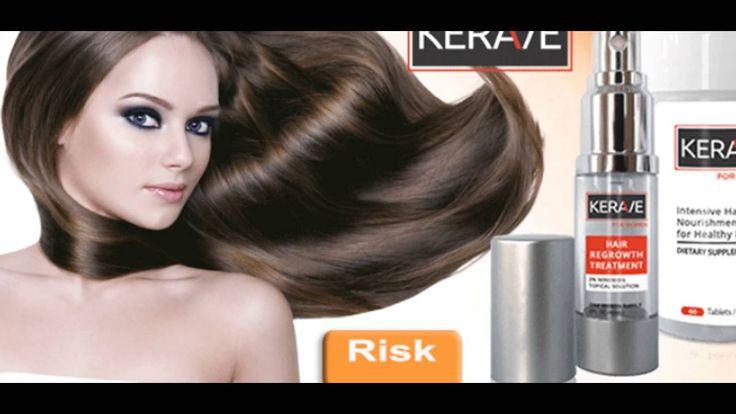 Kerave Hair Trial - (UK) best Hair Growth Formula