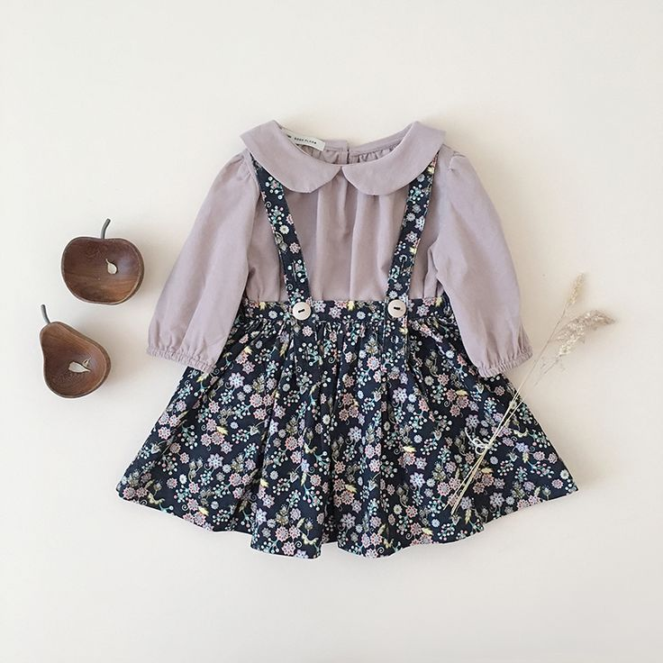 *EXCLUSIVE* Soor Ploom Mavis Skirt Liberty of London, Corduroy - shopminikin
