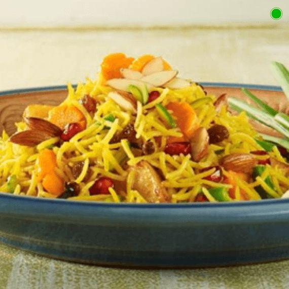 Saffron Rice Recipe - #DeliciousRiceRecipes