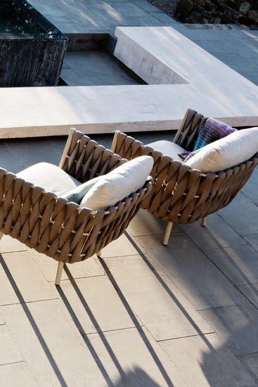LEEM Wonen schreef over de exclusieve, moderne tuinmeubelen van Tribù. Met oog voor detail en eenvoudige lijnen een lust voor het oog! Kijk!