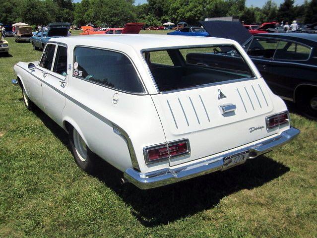 1963 Dodge 330 Wagon