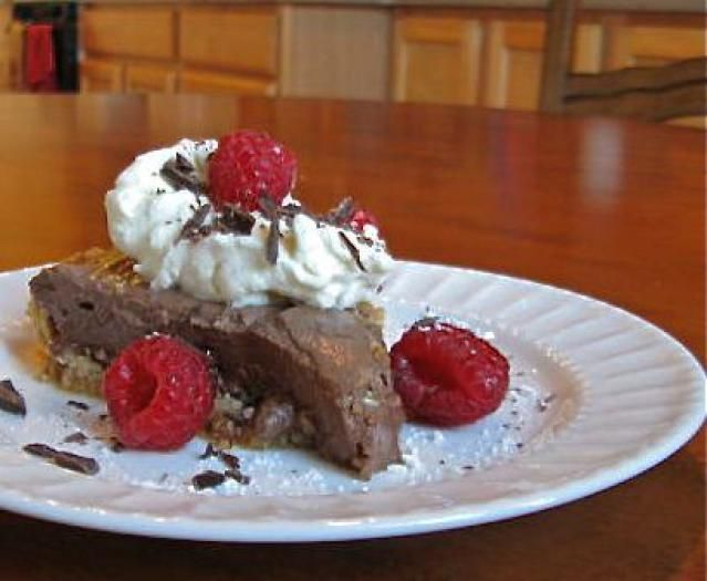 Chocolate Pudding Pie and More Easy Recipes that Start with Chocolate Pudding