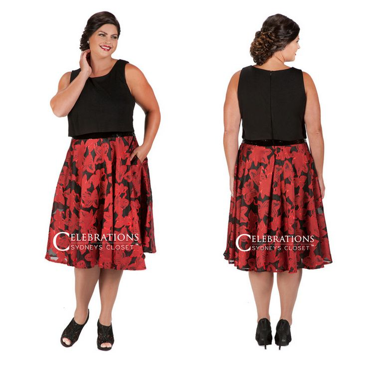 99 Best Plus Size Cocktail Dresses Images On Pinterest Curvy Girl