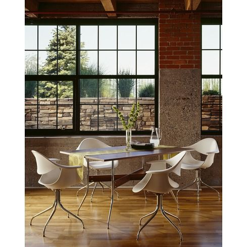 Nelson Swag Leg Armchairs · Dining Room ...