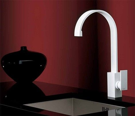Great White Faucet Collection From Newform