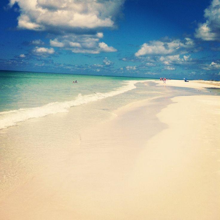 Siesta Key beach, FL. The entire beach is like powder!!