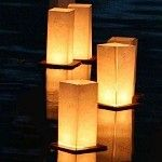 Floating Wish Lanterns (2 Pack & up) - The design is modern but the tradition dates back hundreds of year from the Loy Krathong festival which takes place annually in Thailand. Legends and myths abound as to the origins of Loy (floating) Krathong in Thailand.