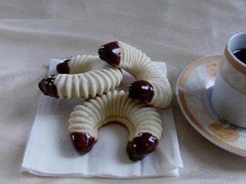 kurabiyelere sekil vermek