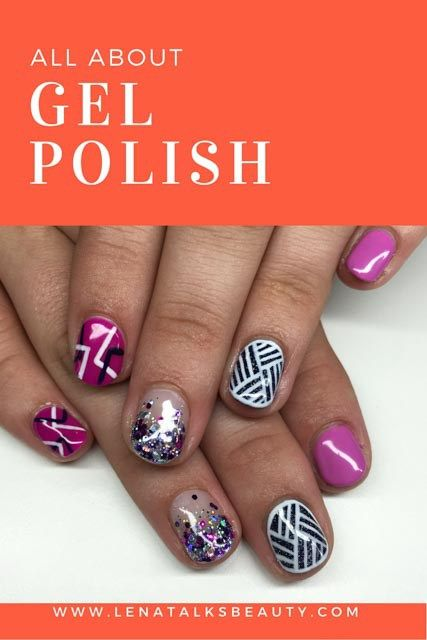 What is gel polish - Lena Talks Beauty explains!