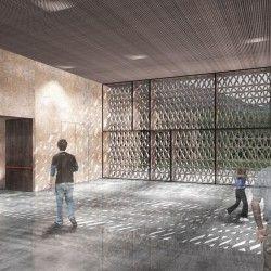 wespi de meuron romeo . Civic center . monteggio  (2)
