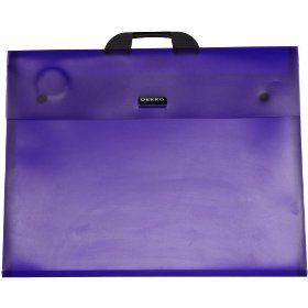 Dekko A2 Neon Purple File, 19 by 25-Inch $34.95