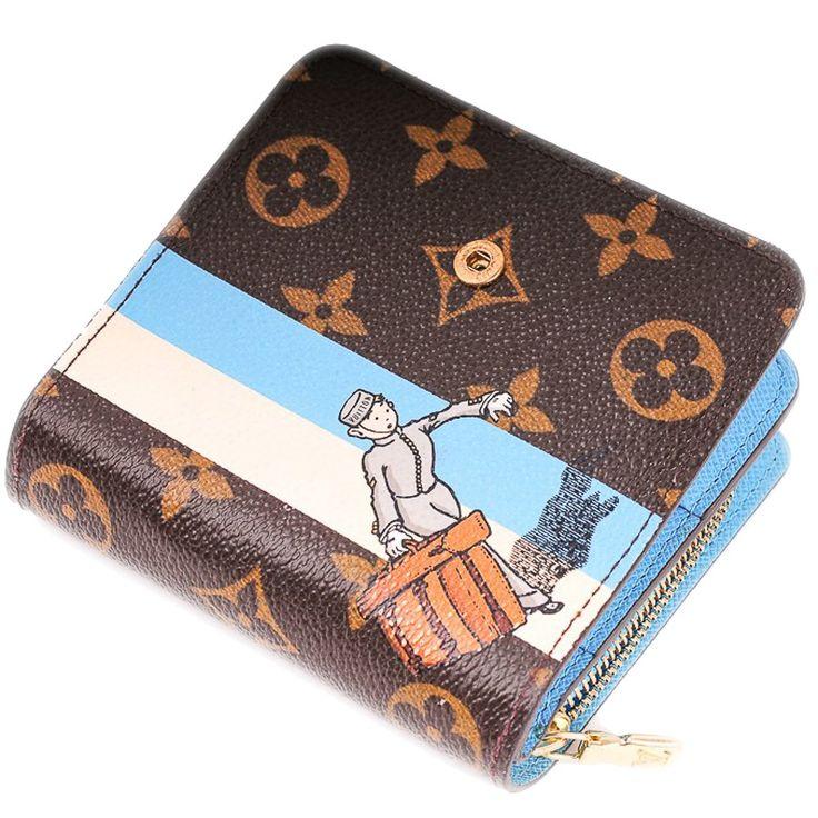 Louis Vuitton Limited Edition Monogram Wallet Bellboy