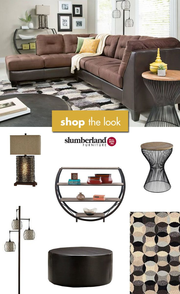Shop This Living Room Look