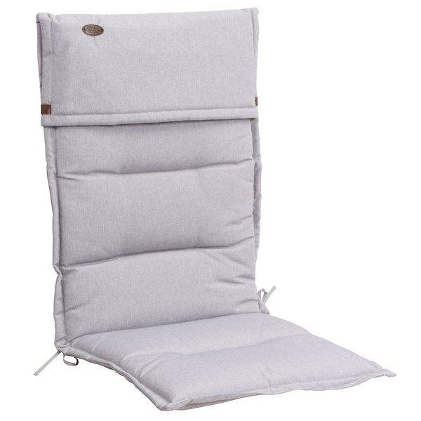 Klassisk dyna med stilren design ,bekväm nackkudde. Passar till positionsstolar med hög rygg. Justerbart band på baksidan av ryggdynan ...