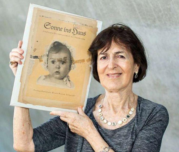 El bebé 'ario' de la propaganda nazi de Goebbels era judío | La Aventura de la Historia | EL MUNDO