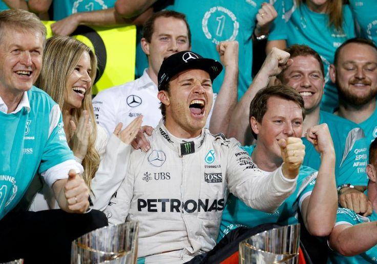 """Stimmen zu Rosbergs Formel-1-Triumph: """"Nico ist ein richtig zäher Hund"""" - SPIEGEL ONLINE - Sport"""
