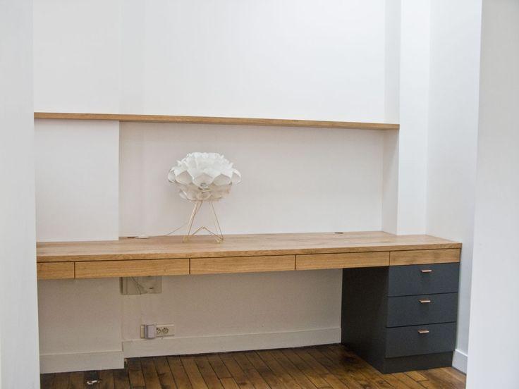 23 best Bureaux \ Workspace images on Pinterest Bedroom, Desks and