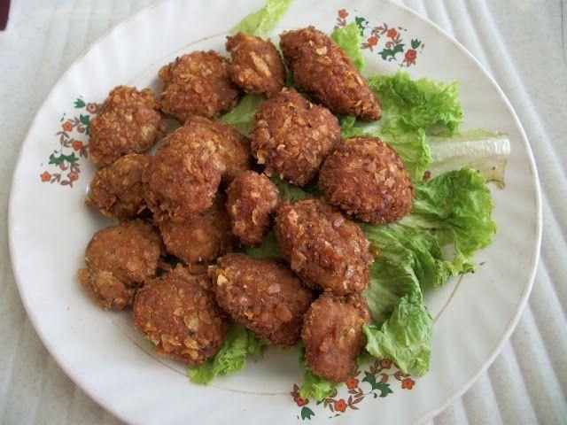 YUMMY TUMMY: Fried Popcorn Chicken - KFC Special Recipes