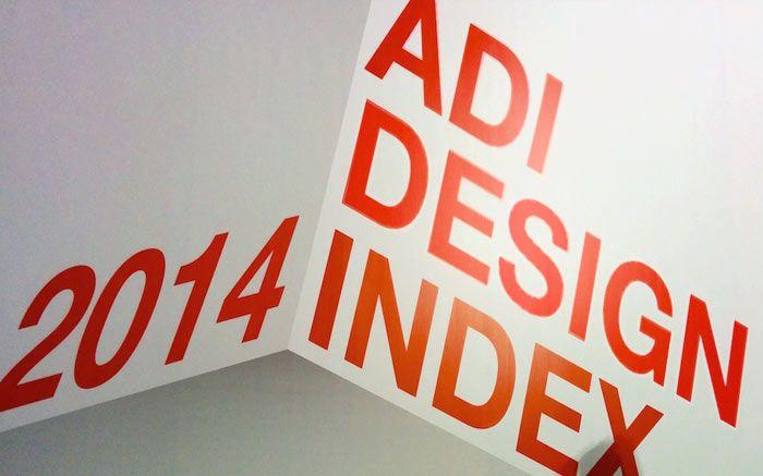 ADI Design Index 2014: i prodotti selezionati | #ADI2014