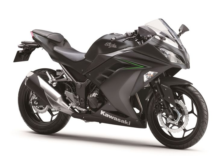 """Kawasaki Ninja 300 """"ABS"""" (2016)"""