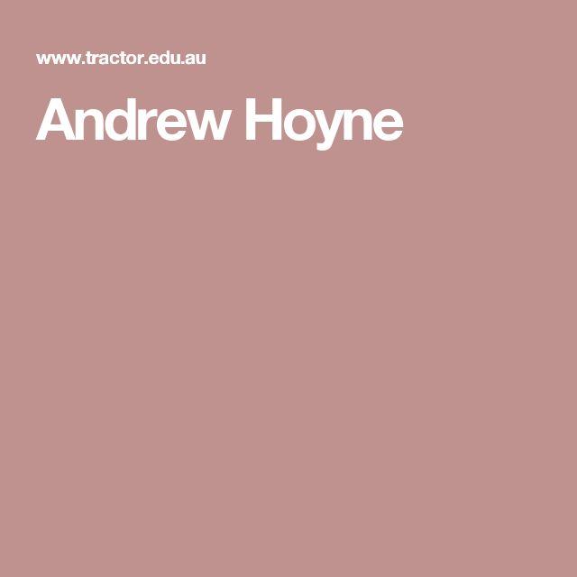 Andrew Hoyne