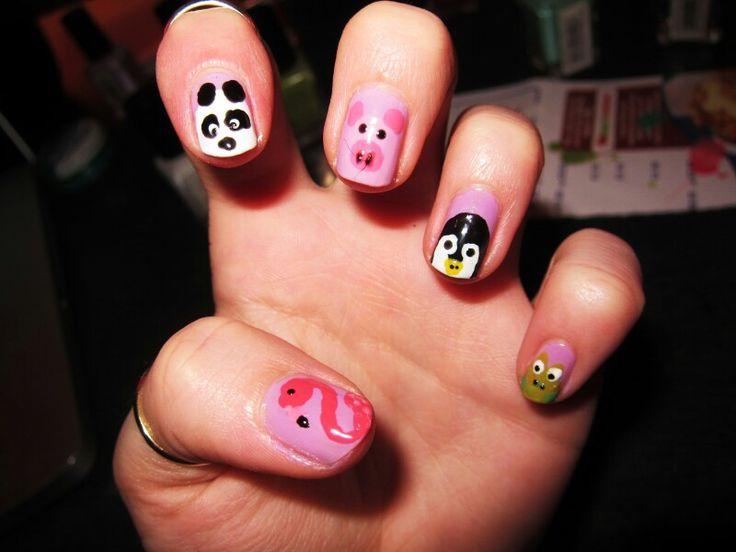 106 best nail art inspiration images on Pinterest   Nail scissors ...